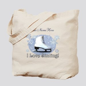 I Love Skating! Tote Bag